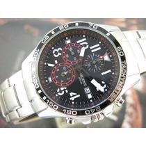 Relógio Orient Sport Cronografo Calendário Aço Mbssc103