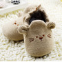 Sapatinho Pantufa Bebê Infantil Roupa Estilo Moda Baby