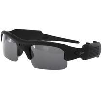 Óculos De Sol Com Câmera - Leadership Sport Hd Mania Virtual