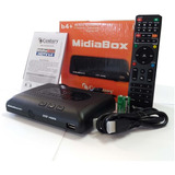 Receptor Midiabox B4 Century Hd Digital Substitui Midia B3