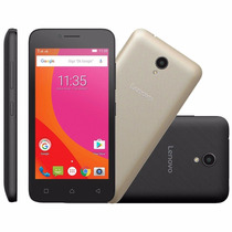 Lenovo Vibe B Quad-core 4g Dual-chip 5mp 8gb Tela 4.5