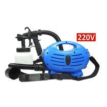 Mini Compressor Kit Pintura Pulverizador Profissional 220v