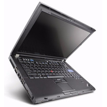 Notebook T61 Core 2 Duo 2.0 2gb Memoria Garantia 6 Meses