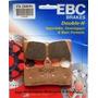 Pastilha De Freio Dianteiro Ebc Fa294hh Bmw R 1100 S