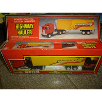 Caminhão Highway Hauler Com Controle Remoto