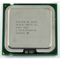 Cpu Intel Core2 Duo E4600 Socket 775 Oem