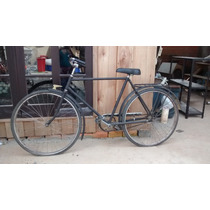 Bicicleta Antiga Inglesa Anos 50/60 No Estado Enviamos