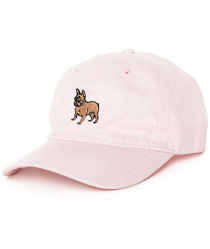 da21560a6a7 Dog Limited - Boné Gringo Dad Hat   Pink