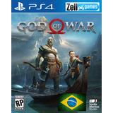 God Of War Ps4 Psn Original 1 Totalmente Em Português