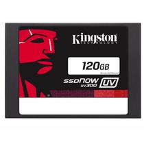 Hd Ssd 120gb Sata 3 Kingston Ssdnow Uv300 550mb/s Lançamento