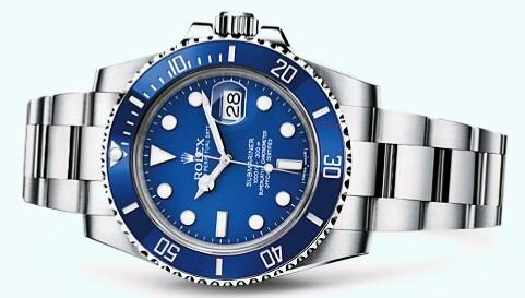 f7fc7545a3e Relógio Rolex Submariner Azul - R  470 en Melinterest