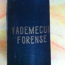 Livro Vademecum Forense