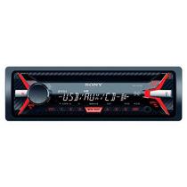 Toca Cd Sony Cdx-g1170u Mp3/wma/rádio Am E Fm Com Usb Aux