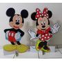 2 Display De Chão Minie E Mickey Frete Gratis