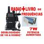 Kit Radio Ht(uhf+vhf)uv-5r-100a999mhz!+ Llista Frequencia