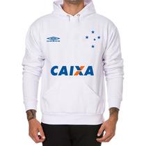 Moletom Masculino Blusa De Frio Times Cruzeiro 2018 à venda em ... 83eb0ad5a13d5
