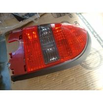 Lanterna Lado Esquerdo Fumê S/ Nelbina Gol G3 Original Vw