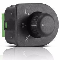 Botão Interruptor Retrovisor Elétrico Gol G5 G6 09 10 11 12