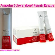 Schwarzkopf Bonacure Repair Rescue Smooth Express 10 X 15ml.