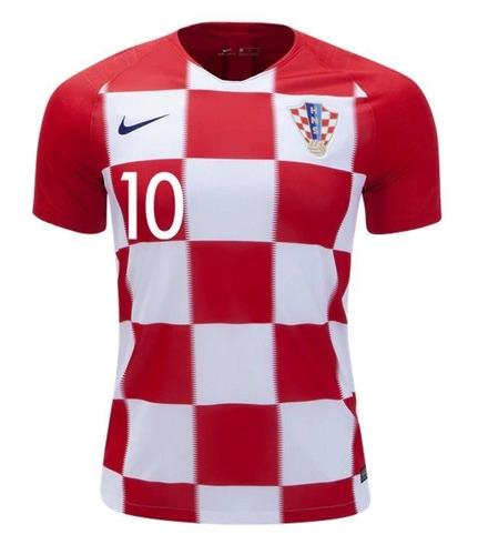 b5ba92d0ff Camisa Nike Da Croácia 2018 C  Personalização E Frete Grátis à venda ...
