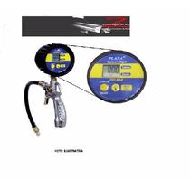Calibrador Manual Digital De Pneus Libra/bar/psi - Clbm-100