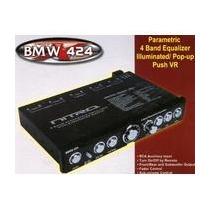 Equalizador Parametrico 4 Bandas Nitro Modelo Bmw 424