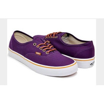 Vans Authentic Purple / Tortoise Shell / N* 34.