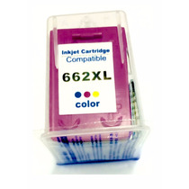 Cartucho Compativel Hp 662xl Cz106ab 662 1516 2516 3516 4646