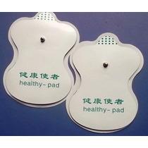 Kit 4 Eletrodos Para Aparelho Fisioterapia Tens