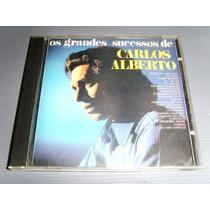 Cd - Os Grandes Sucessos De Carlos Alberto - 1994