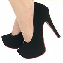 f4f9183829 Busca Sapato alto feminino com os melhores preços do Brasil ...