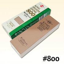 Pedra Amolar Afiar King 800 Deluxe Faca Sashimi Sushi Hachi8