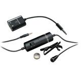 Microfone Lapela Atr 3350is Audio Technica Cel Pc Smartphone