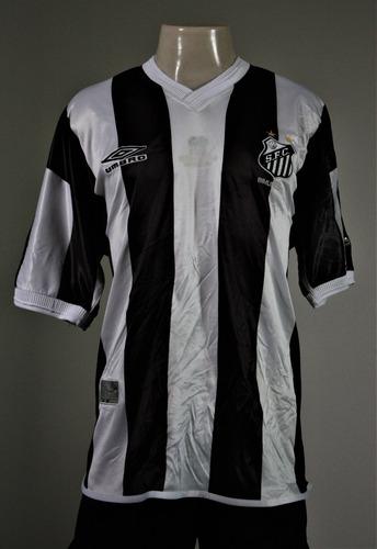 Camisa Santos Fora Gg Umbro 2000  42 954eb814b090e