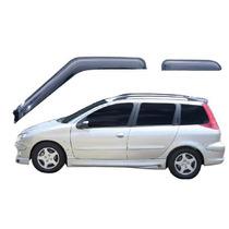 Calha De Chuva Peugeot 206 00/09 207 08/ Sw Escapade 4p