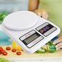 Balança Alimento Precisão Digital De 1 A 7kg Cozinha Massa