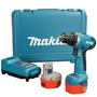 Furadeira Parafusadeira A Bateria 14.4v 6281dwpe Makita
