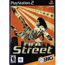 Patch Fifa Street Ps2