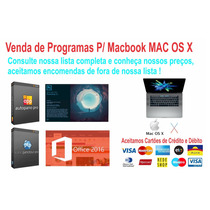 Programa Patch Macbook A Sua Escolha Macbook
