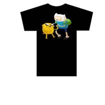 Camiseta Infantil Desenho Hora De Aventura