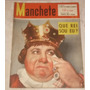 Revista Manchete Nº 254 - Mar/1957 - Carnaval