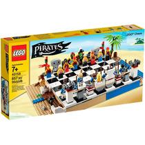 Lego 40158 Pirates Chess Set - Pronta Entrega