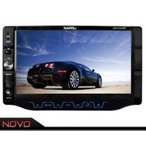 Central Multimidia-1 Din,napoli 9102, 7 Pol.gps,tv,bluetooth