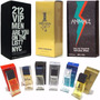 Lote Kit 5 Perfumes Importados Atacado Produtos Para Revenda
