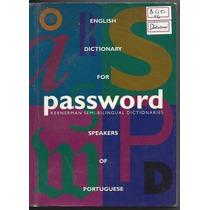 Dicionário - English Dictionary For Password