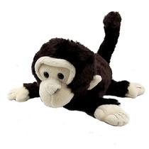 Macaco Que Rola E Dá Risadas Bicho De Pelúcia Zoológico