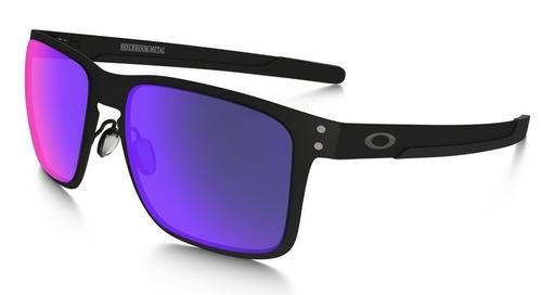Oculos Solar Oakley Holbrook Metal 4123 0255 Matte Black 65e0860d4d