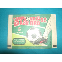Envelope Campeonato Brasileiro 1992 Lacrado--novo