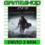 Shadow Of Mordor Psn Ps3 Cod
