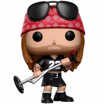 Funko Rocks! - Guns N Roses Axl Rose  # 50 - Pop Vinyl